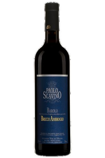 Paolo Scavino Bricco Ambrogio Barolo