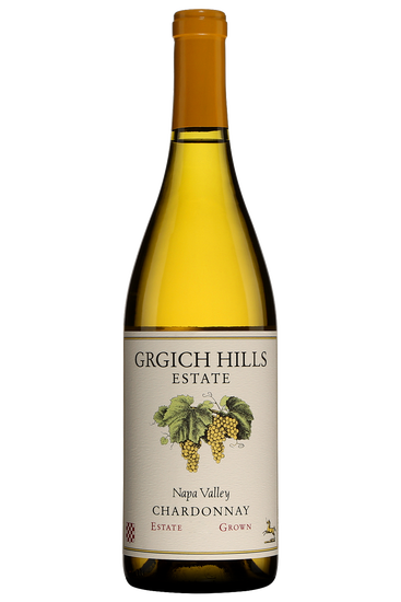 Grgich Hills Estate Chardonnay Napa Valley