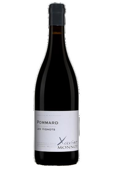 Domaine Xavier Monnot Pommard Les Vignots