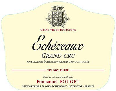 Domaine Emmanuel Rouget Échezeaux Grand Cru