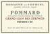 Domaine de Courcel Pommard Premier Cru Grand Clos des Épenots