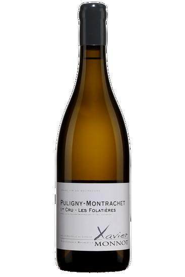 Domaine Xavier Monnot Puligny Montrachet Premier Cru Folatières