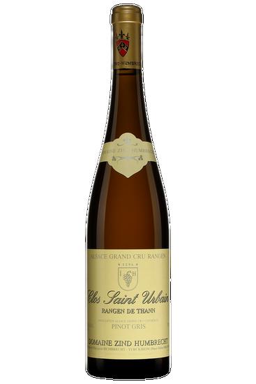 Domaine Zind-Humbrecht, Pinot Gris Rangen de Thann  Clos Saint-Urbain