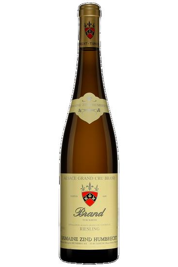 Domaine Zind-Humbrecht Riesling Grand Cru Brand
