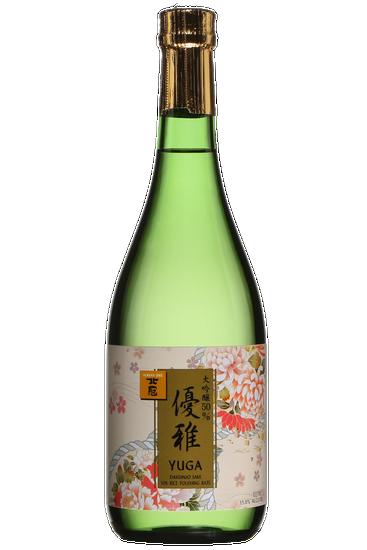 Hokkan Yuga Daiginjo Sake