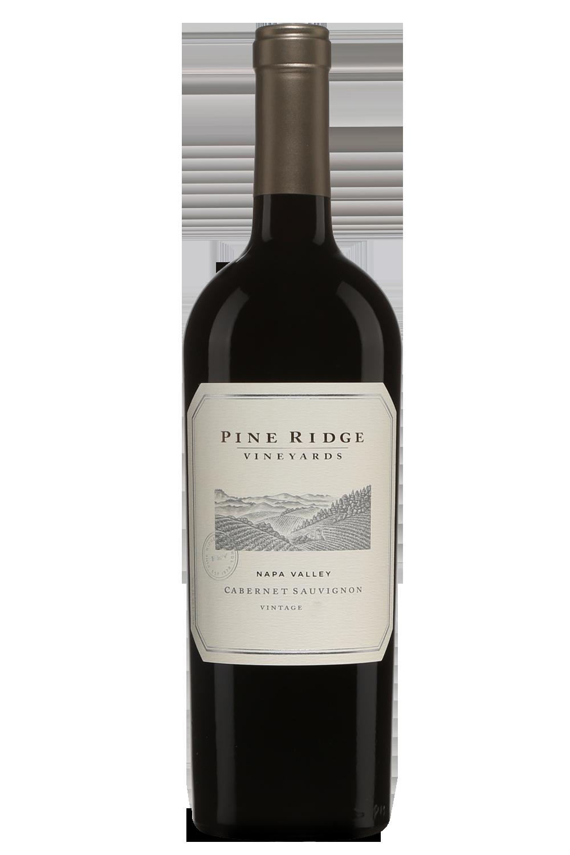 Pine Ridge Cabernet Sauvignon Napa Valley 2015 | Fiche ...