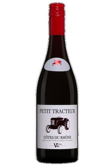 Vignobles & Compagnie Côtes du Rhône Petit Tracteur