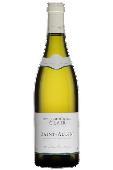 Domaine Françoise & Denis Clair Saint-Aubin
