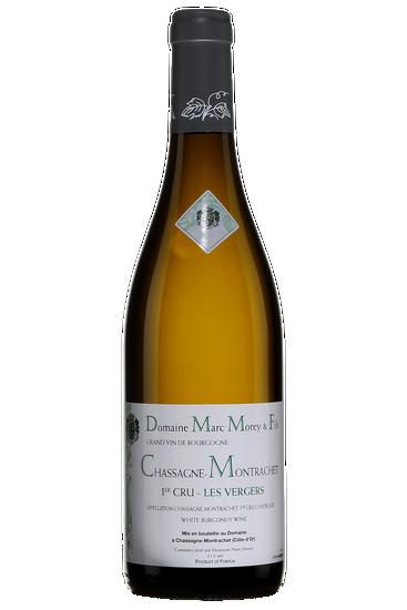 Domaine Marc Morey et Fils Chassagne-Montrachet Premier Cru Les Vergers
