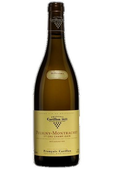 Domaine François Carillon Puligny-Montrachet Premier Cru Champs-Gain