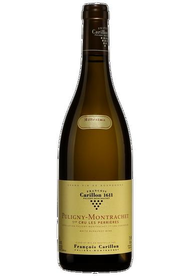 Domaine François Carillon Puligny-Montrachet Premier Cru Les Perrières
