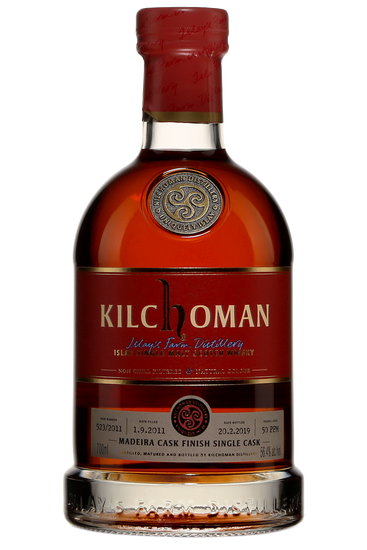 Kilchoman Madeira Cask Islay Single Malt Scotch Whisky