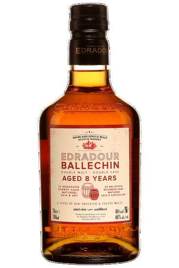 Edradour Ballechin 8 Ans Double Malt Scotch Whisky
