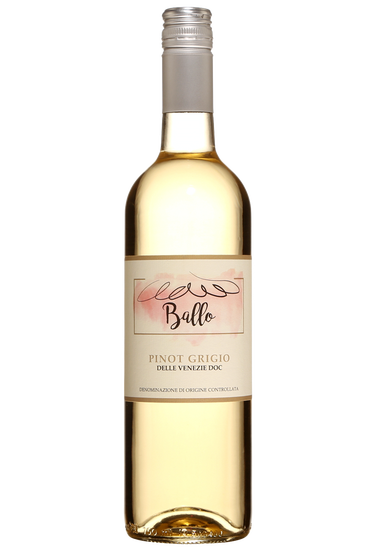 Ballo Pinot Grigio Delle Venezie IGP vin blanc