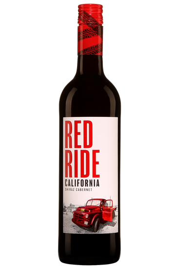 Red Ride Shiraz-Cabernet