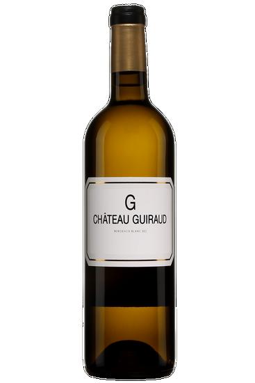 Le G de Château Guiraud Bordeaux
