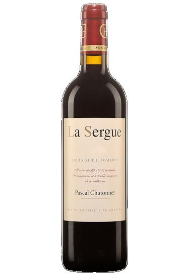 Pascal Chatonnet La Sergue Lalande-de-Pomerol
