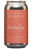 Burdock Tuesday Saison Image