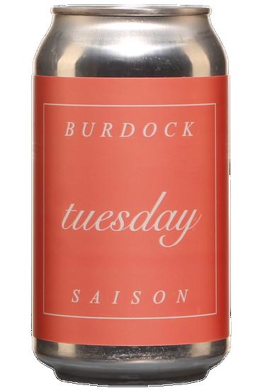 Burdock Tuesday Saison