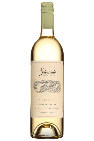 Silverado Vineyards Sauvignon Blanc Miller Ranch Yountville