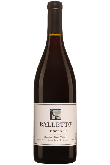 Balletto Pinot Noir Russian River Valley
