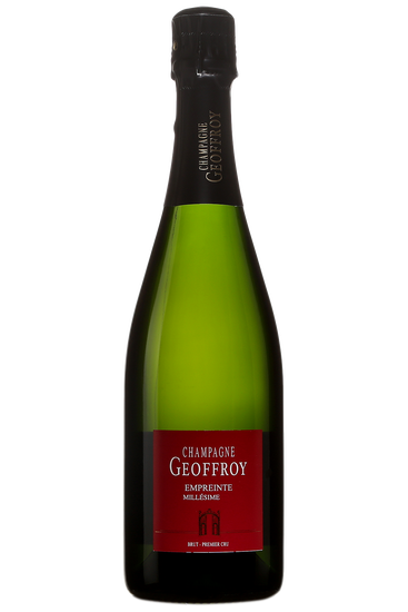 Champagne Geoffroy Empreinte Brut Premier Cru