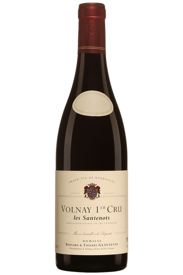 Domaine Glantenay Volnay Premier Cru Les Santenots
