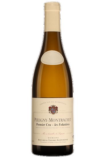 Domaine Bernard & Thierry Glantenay Puligny Montrachet Premier Cru Les Folatières