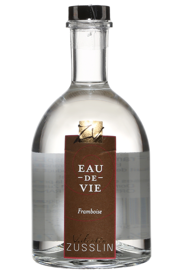 Domaine Valentin Zusslin Eau-de-Vie de Framboise