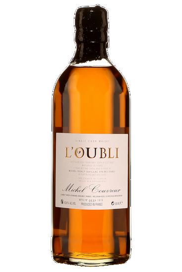 Michel Couvreur L'Oubli Single Cask Whisky