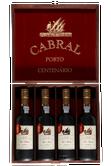 Cabral Coffret Centenaire Tawny 10,20,30 et 40 ans (4x375 ml) Image