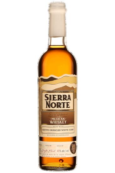 Sierra Norte Mexican Whisky Single Barrel White Corn