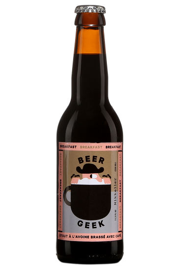Mikkeller Beer Geek Breakfast Stout