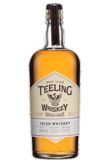 Teeling Whiskey Single Grain Irish Whisky