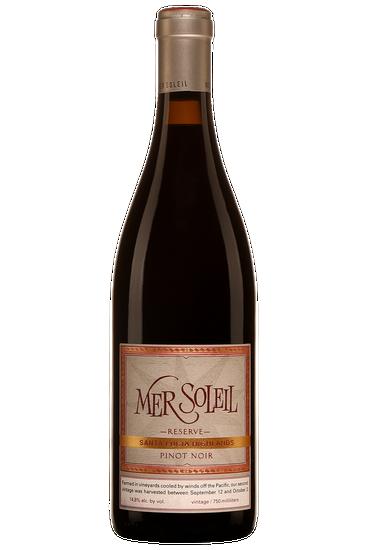 Mer Soleil Pinot Noir Reserve Santa Lucia Highlands