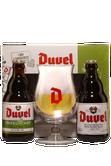 Gift Pack Duvel et Duvel Tripel Hop + 1 Verre Image