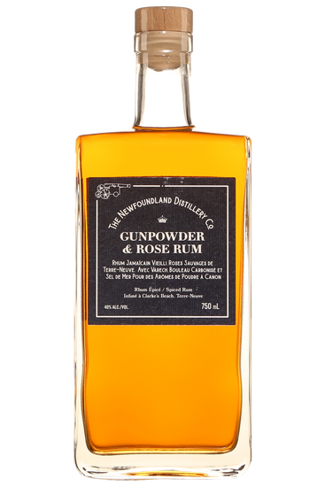 The Newfoundland Distillery Gunpowder & Rose