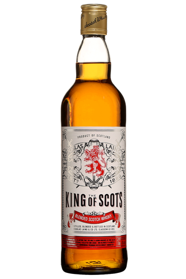King of Scots Blended Scotch Whisky