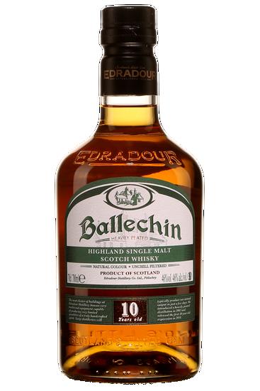 Ballechin 10 Ans Single Malt Scotch Whisky