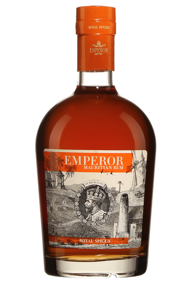Emperor Mauritian Rum Royal Spiced