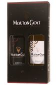 Mouton Cadet Gift Set Bordeaux White and Red Image