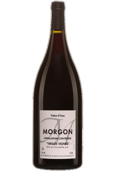 Guy Breton Vieilles Vignes Morgon