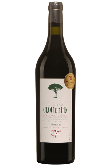 Château Clou du Pin Cuvée Premium Bordeaux Supérieur