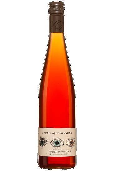 Sperling Amber Pinot Gris Vallée de l'Okanagan
