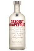 Absolut Pamplemousse Image