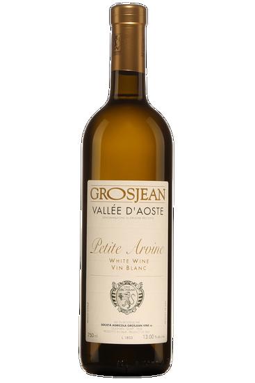 Grosjean Petite Arvine Vallée d'Aoste