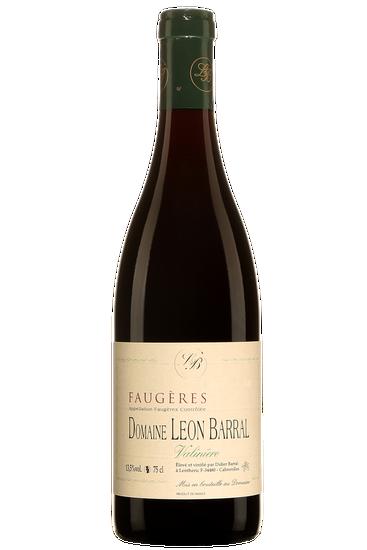 Domaine Léon Barral Valinière Faugères