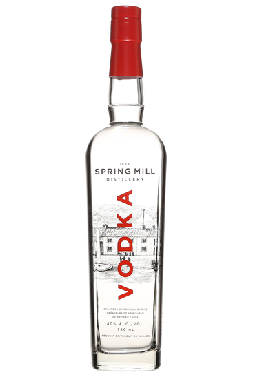 Spring Mill Distillery Vodka