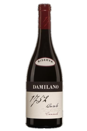 Damilano 1752 Cannubi Barolo Riserva