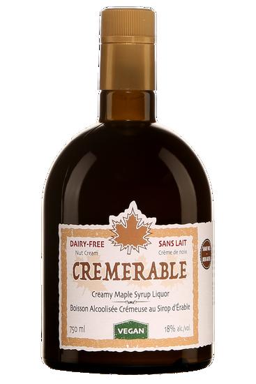 Cremerable Nut Cream Maple Liquor